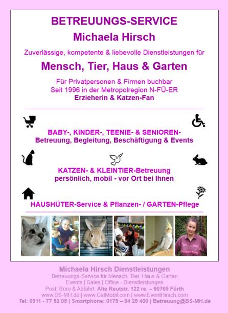 Flyer-2014-Betreuungs-Service-Michaela-Hirsch-Dienstleistungen
